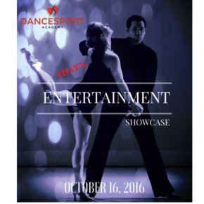 Dancesport Academy showcase 2016